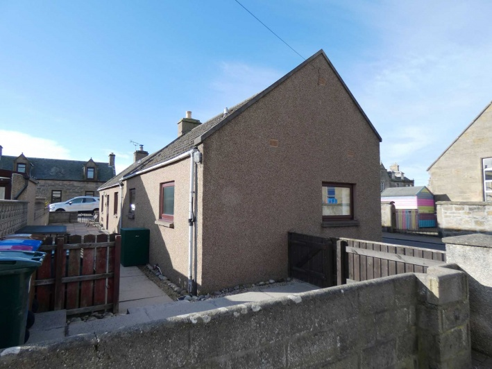 1 Grant Street, Burghead, IV30 5UQ, 2 Bedrooms Bedrooms, ,2 BathroomsBathrooms,Bungalow,For Sale,The Toll House,Grant Street,1066